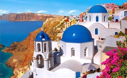 Greek Island Vacations