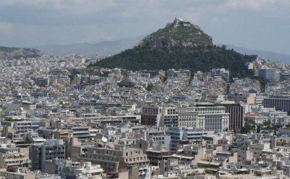 Lykavittos hill, Athens