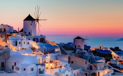 Luxury Cyclades Island Hopping