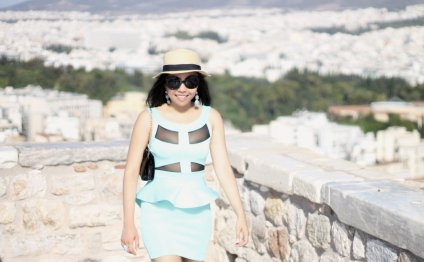 Famous landmarks in Athens