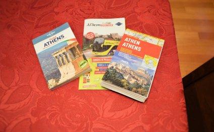 Athens Tour Guides