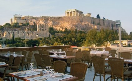 Best places to eat in Athens Greece