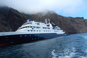 Celebrity Xpedition in the Galapagos Islands