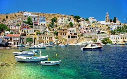 Greek island honeymoon Packages