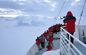 Lindblad Expedition Cruise in Antarctica