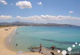 Naxos Greece beaches