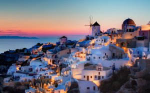 Best Greek islands to visit in August