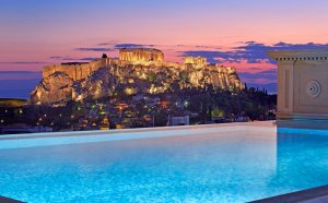 Best Hotel in Athens Greece
