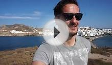 Greek Island Hopping with SJ4 action cam and Sony Nex 5t