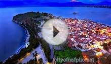 Holidays in Nafplio - Tourist Guide - Peloponnese - Greece
