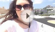 VLOG: Tourist Day in Athens Greece|| 6.25.15